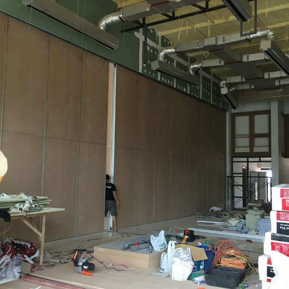 Neuwall Partition Wall is installed in Bangkok,Thailand