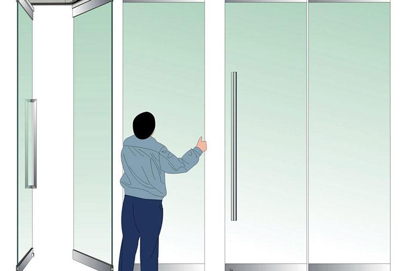 Frameless Glass Walls